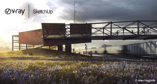 VRay 4.20.03 Crack For SketchUp With Torrent 2020 Download