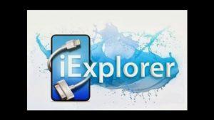 iExplorer Crack 4.5.0.0 + Registration Code Full Keygen [Latest] 2022