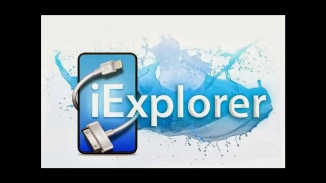 iExplorer Crack 4.4.2 + Registration Code Full Keygen [Latest]