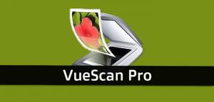VueScan Pro 9.7.66 With Keygen Latest Version Free Download 2022