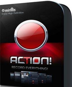 Mirillis Action 4.21.5 Crack + Keygen Latest Full Version Download 2022