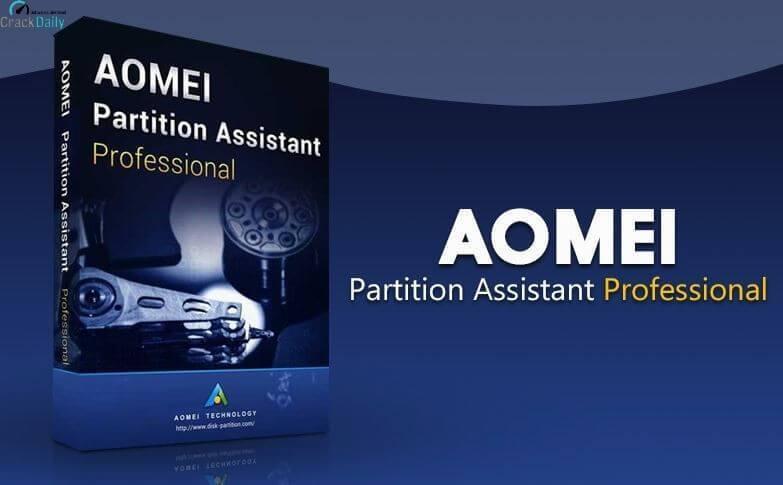 Aomei Partition Assistant Pro 9.0.0 Crack + License Key