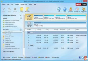 MiniTool Partition Wizard 12.3 Crack & License Key Full Free Download