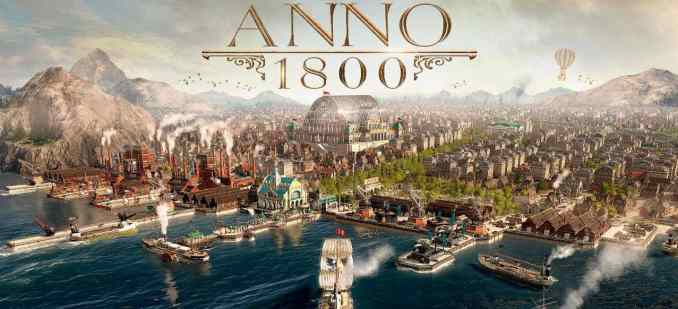 Anno 1800 Crack With Activation Key Free Download till 2050