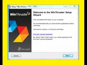 WinThruster v1.90 Crack With License Key Free Download 2021