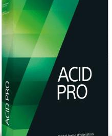 MAGIX ACID Pro Suite 10.0.4.32 With Crack [Latest] 2021 Free